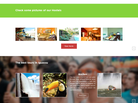 Site Bambu Hostel Home - Digital Prime Web Solutions