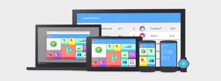 Guia de design para criar Aplicativos Google - Material Design
