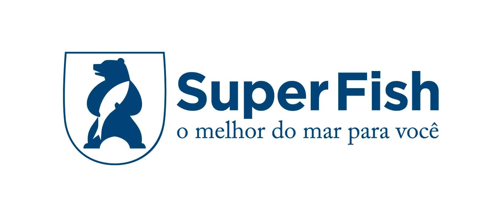 logo super fish pescados foz horizontal