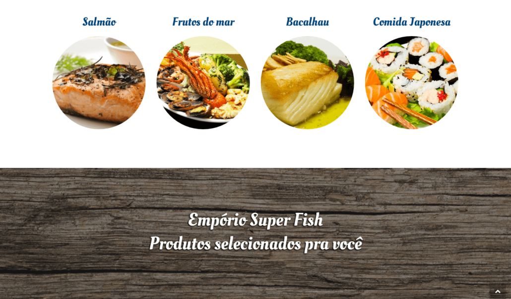 Site Super Fish Pescados Foz 2