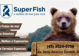 capa facebook personalizada super fish pescados